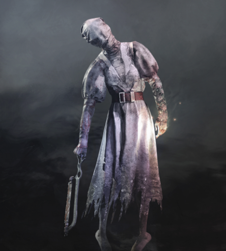 dbd killer nurse