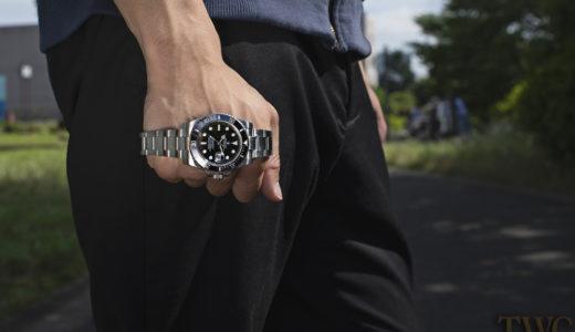 新社会人がつけるべきおすすめ腕時計3選